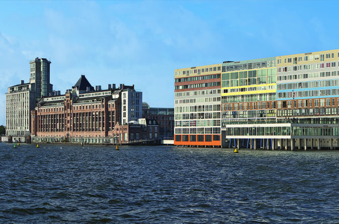 Amsterdam Super Saver: Canal Cruise plus Harbor Cruise
