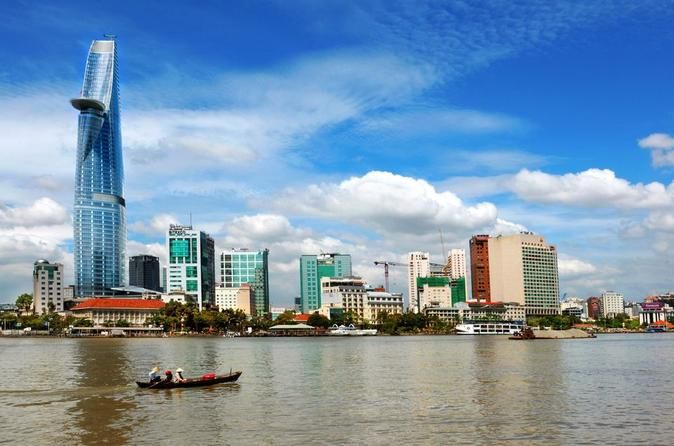 3-DAY TOURS : HOP ON HOP OFF CITY TOUR - CU CHI TUNNELS - Ho Chi Minh City