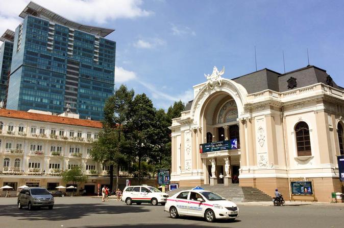 3-DAY TOURS : HOP ON HOP OFF CITY TOUR - MEKONG DELTA TOUR - Ho Chi Minh City