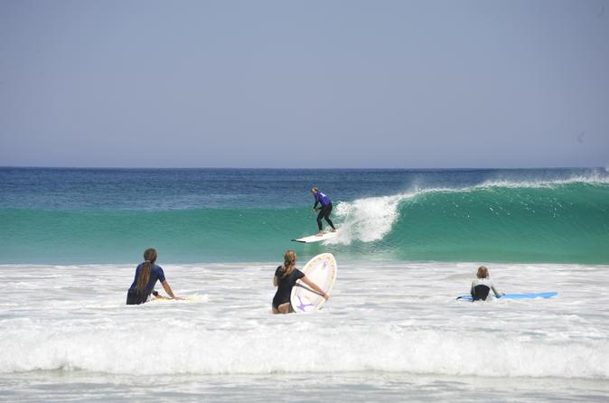 Margaret river private surf lesson in margaret river 269799