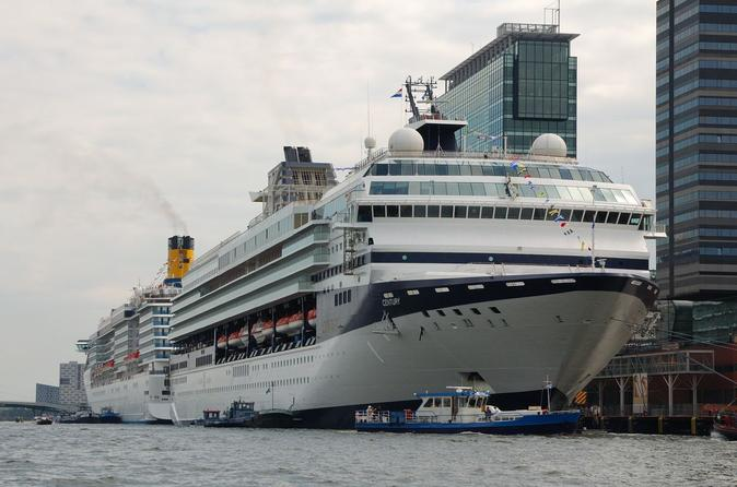 Amsterdam Arrival Transfer: Cruise Port to Central Amsterdam