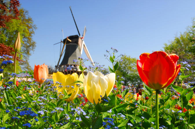 Amsterdam Super Saver: Keukenhof Gardens and Floriade 2012 Day Trip