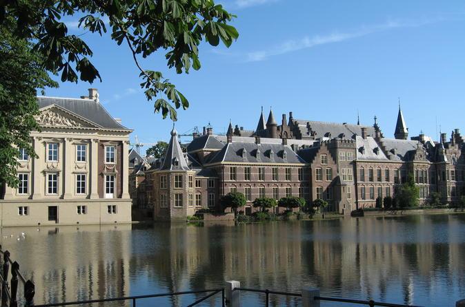 Amsterdam Super Saver: Zaanse Schans Windmills plus Delft, The Hague and Madurodam Day Trip