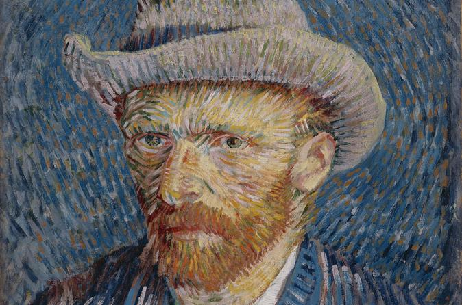 Evite as filas: Museu de Van Gogh com excursão de ônibus com várias paradas por Amsterdã