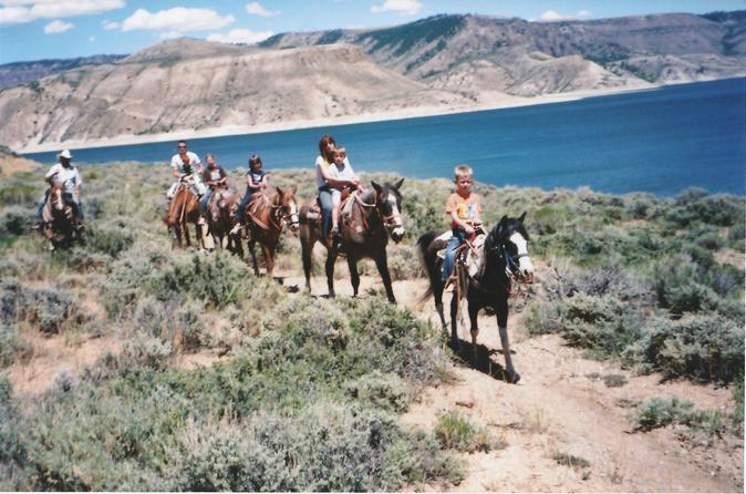 Personalized Horseback Rides around Lake