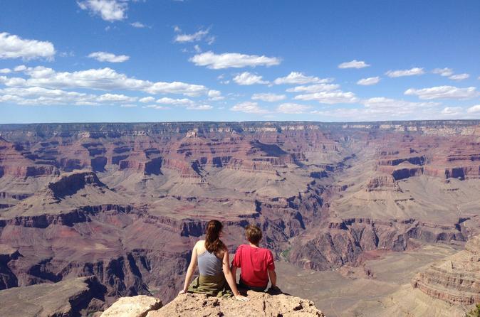 Grand Canyon South Rim Day Tour by Plane