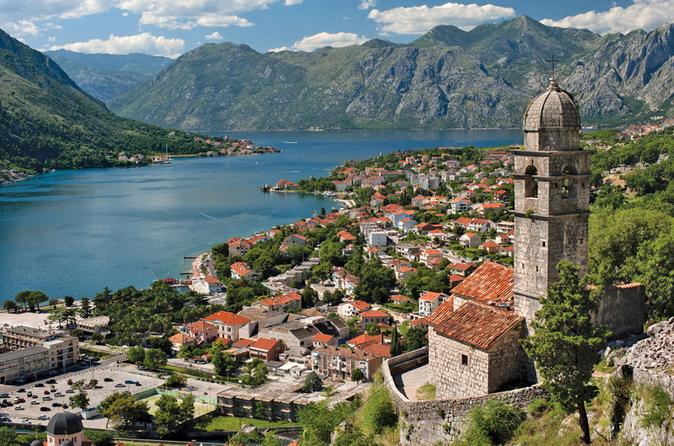 Viagem de um dia para Montenegro saindo de Dubrovnik