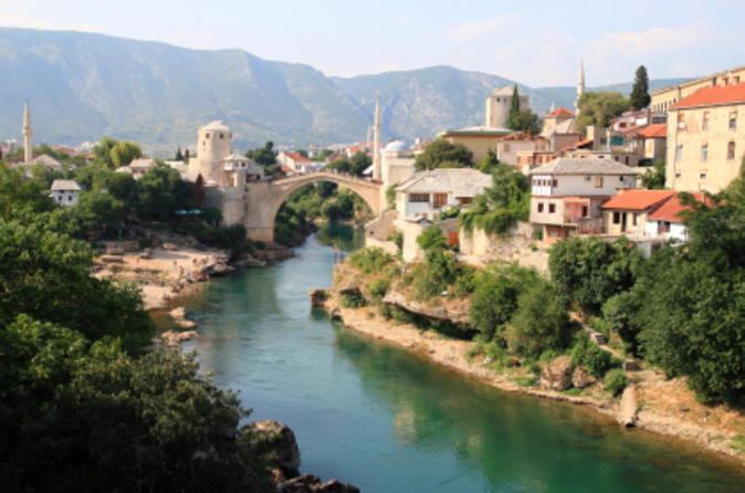 Viagem diurna para Mostar saindo de Dubrovnik, taxas de entrada para Casa Turca incluídas