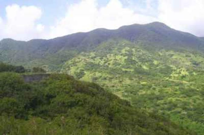 St Kitts Volcano Hiking and Sightseeing Excursion