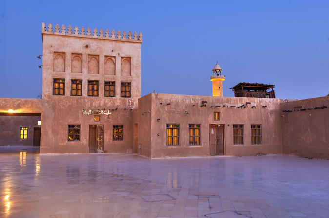 Desert Safari With BBQ And Souq Al Wakra From Doha