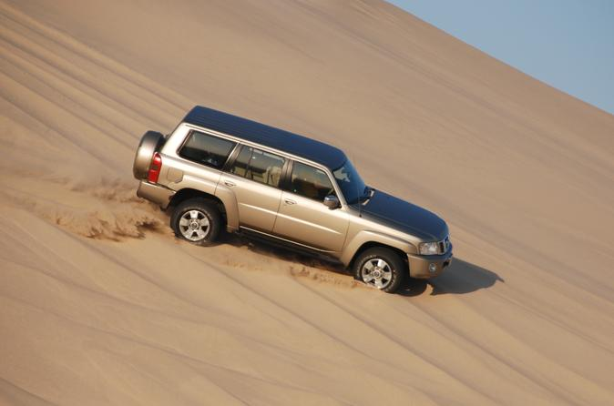 Full Day Desert Safari From Doha