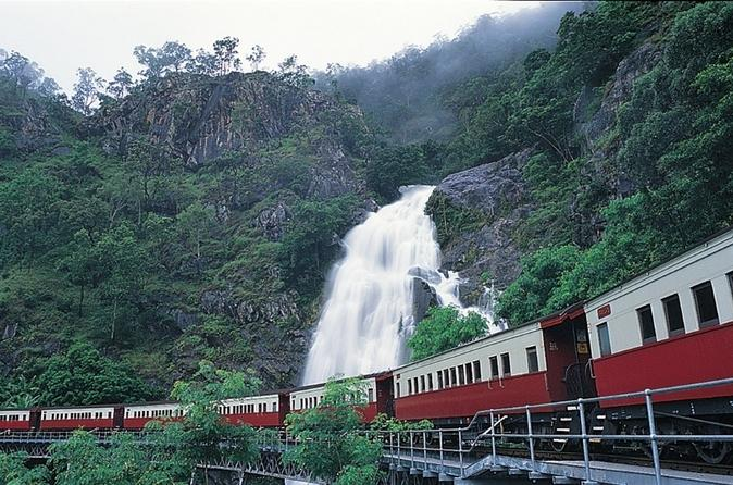 Bild Tagesausflug mit der Kuranda Scenic Railway von Cairns nach Kuranda (Kreuzfahrt-Ausflug)