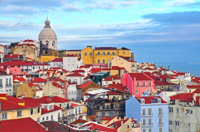 Excursão particular de meio dia saindo de Lisboa - Tradição e modernidade