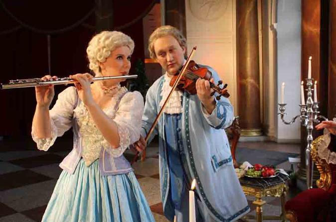Excursão pelo Palácio, Jantar e concerto Uma noite no Palácio Charlottenburg com a Berlin Residence Orchestra