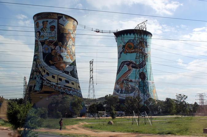 Soweto 6-Hour Guided Tour from Pretoria