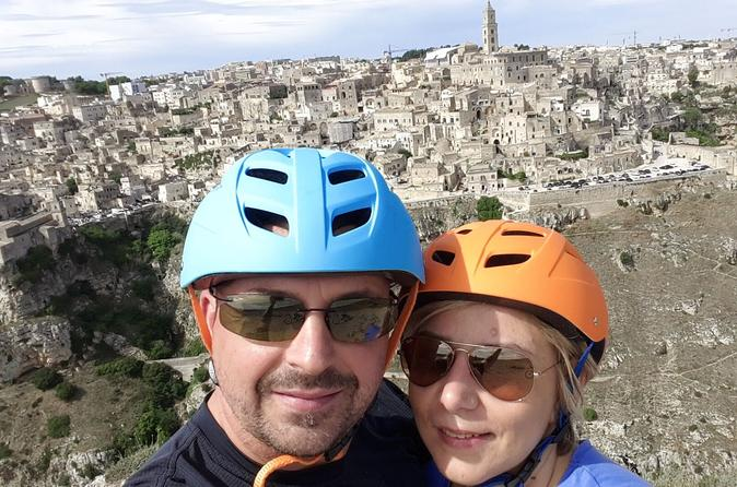 Matera e bike tour in matera 272169