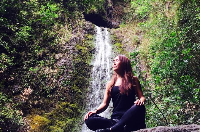 Off the Beaten Path: Private Hidden Waterfall Mindful Hike