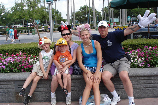 Private Guide Service: Walt Disney World
