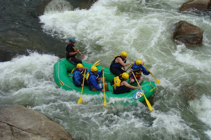 Numbers extreme whitewater rafting in buena vista 279330
