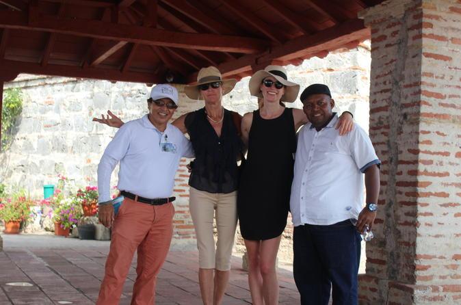Excursão terrestre: city tour em Cartagena