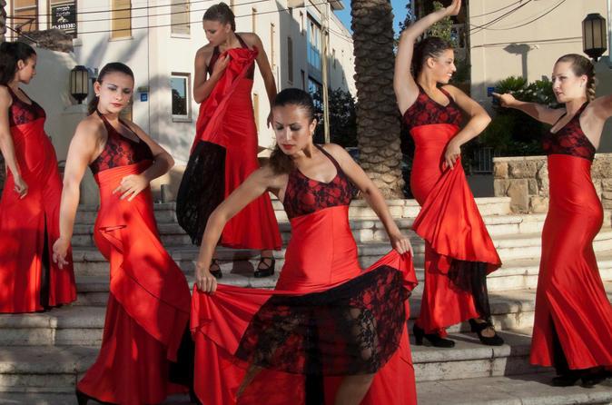 Barcelona Dance Class: Flamenco and Tapas