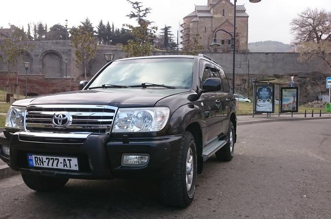 8 days jeep tour caucasus raid from tbilisi in tbilisi 309258