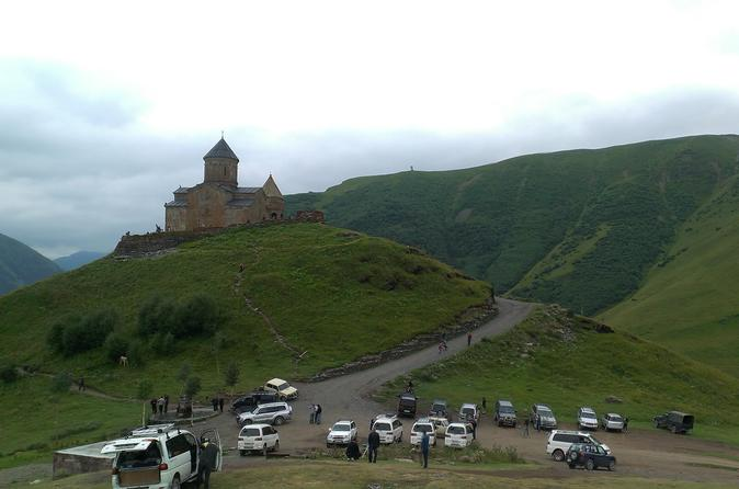 Full day jeep tour to kazbegi and truso gorge from tbilisi in tbilisi 309569