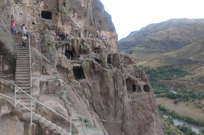Tour To Vardzia Rabat Castel And Borjomi From Tbilisi