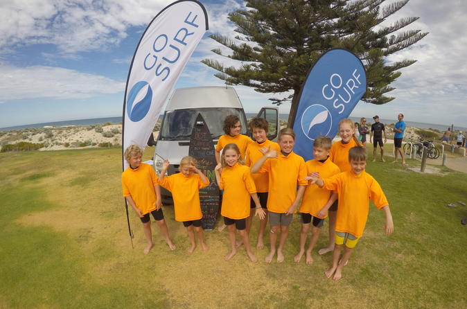 Private and Group Surfing Lessons at Scarborough