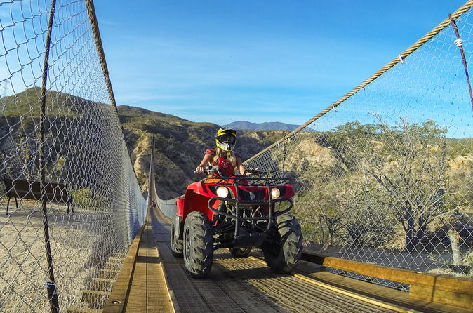 Off-Road Runners ATV Tour in Los Cabos