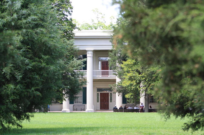 Andrew jackson s hermitage general admission in nashville 311174