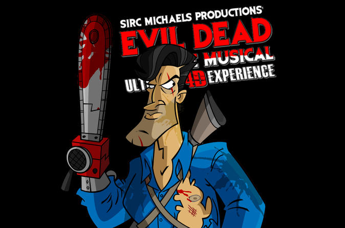 0bb9cb2d8c79 Evil Dead  The Musical at the Tommy Wind Theater 2019 - Las Vegas