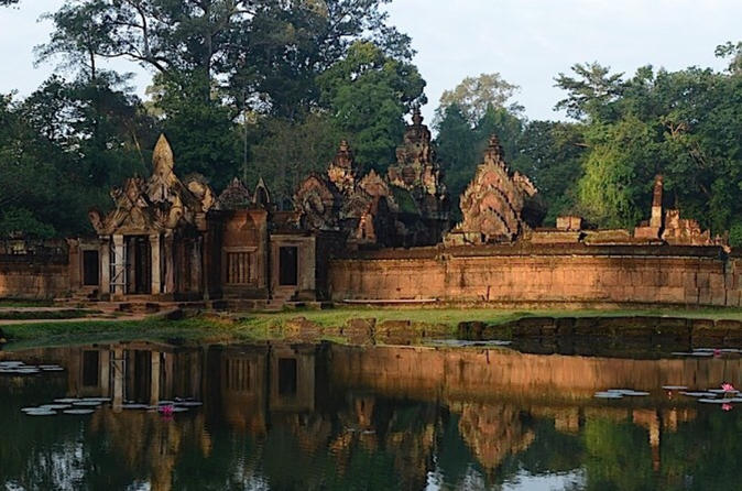 Private Day Tour: Banteay Srei Off the Beaten Track""