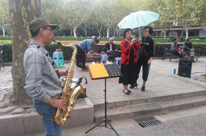 Private Tour: Experience Shanghai in One Day