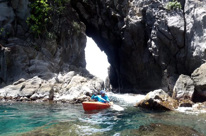 Private Eco Tour Including Kayaking, Paddleboarding and Snorkeling