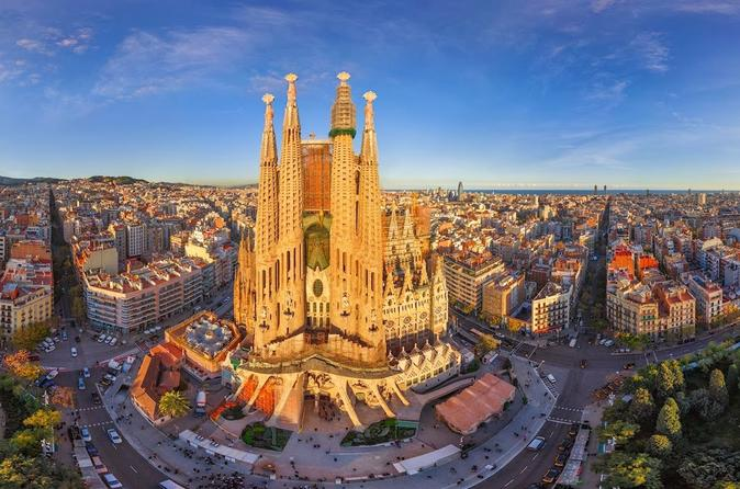 Quick Discover of the Sagrada Familia