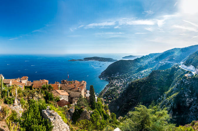 ALL FRENCH RIVIERA FOR ONE DAY SIGHTSEEING TOURS FROM CANNES