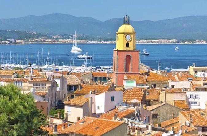 Full Day Private Sightseeing Tour Of SaintTropez And Saint Maxim