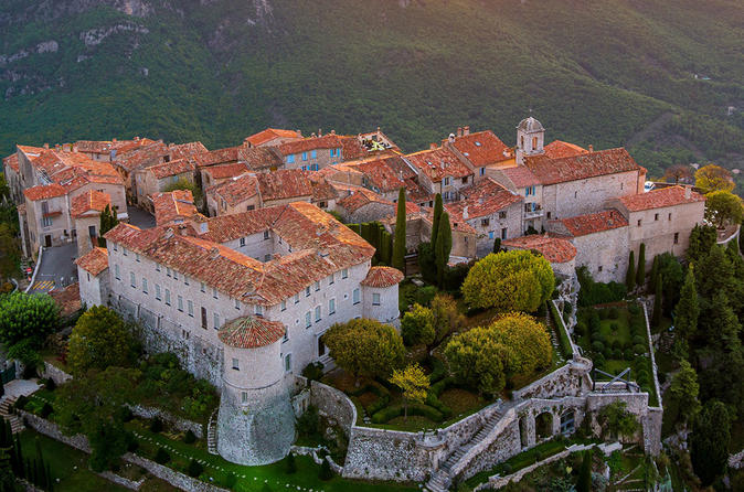 Medieval Provence City And The Pirate Town Of Gurdon Tour From Monaco