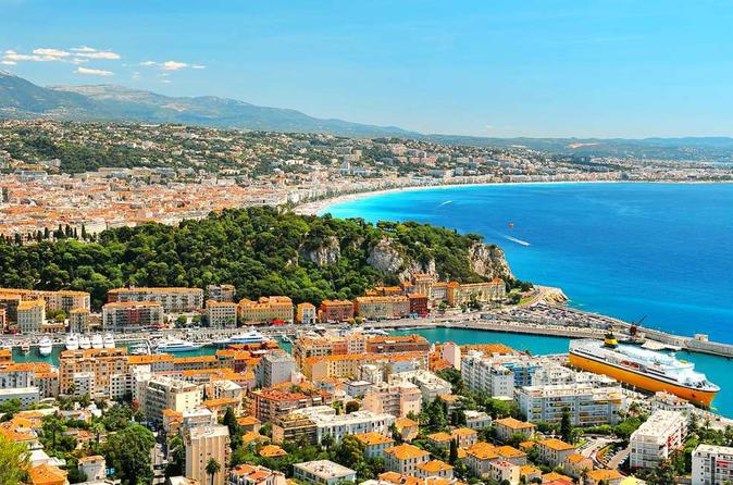 Private Tour 5Hour Sightseeing Tour To Antibes SaintPaulde