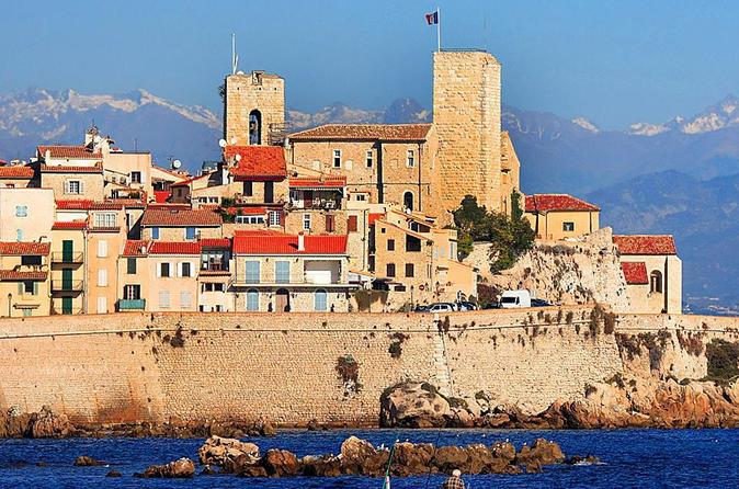 The Oldest Towns Of The French Riviera History And Photo - Cannes
