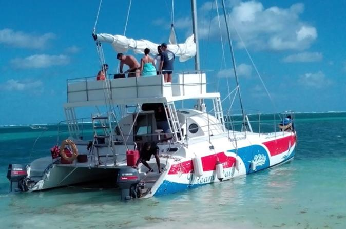All-Inclusive Catamaran Cruise from Punta Cana