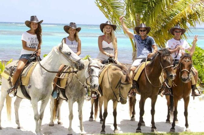 Horseback Riding Tour Punta Cana Ecological Reserve