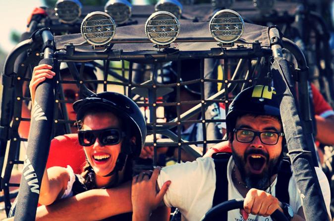 Macao Beach Buggy Tour from Punta Cana