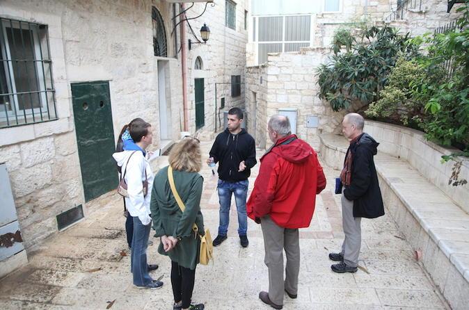 Small Group Bethlehem Old Quarter Walking Tour