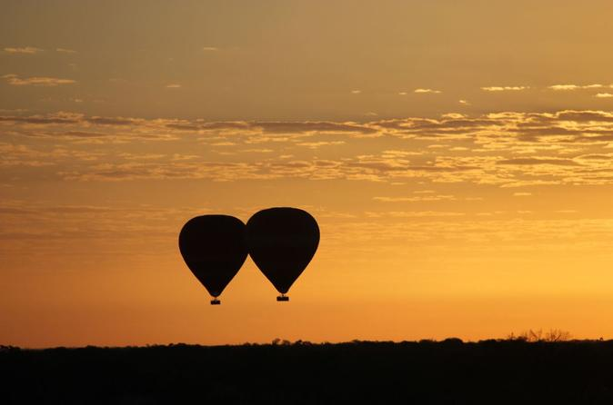 Alice Springs Air, Helicopter & Balloon Tours