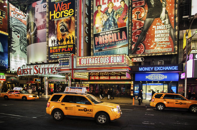 New York Best of Manhattan Guided Sightseeing Tour