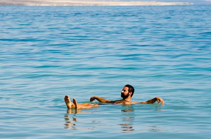 Bethlehem Jericho Dead Sea Qumran Day Tour from Tel Aviv