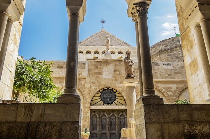 Galilee nazareth haifa jaffa tour from jerusalem in jerusalem 380976