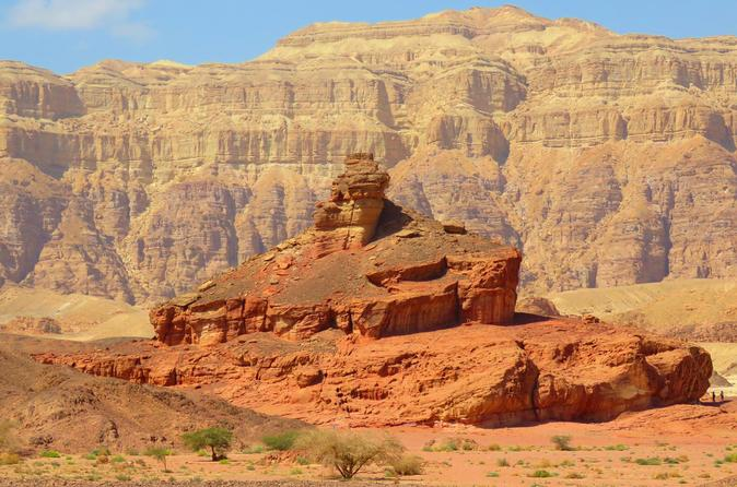 Timna Park Safari Shuttle